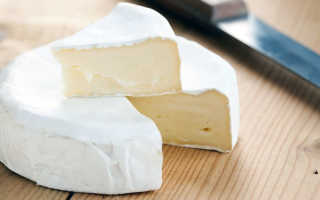 Как правильно хранить сыр бри в холодильнике