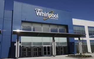 Кто производит стиральные машины whirlpool
