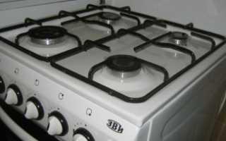 Как установить газовую плиту на даче